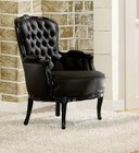 Acme Furniture 59148 Cain Accent Chair  Black