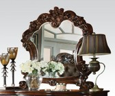 Acme Furniture 22004 Vendome Mirror  Cherry