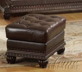 Acme Furniture 15034 Anondale Ottoman  Cherry TGLM