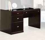 Acme Furniture 92031 Cape Office Desk  Espresso