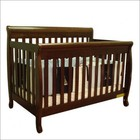 AFG 4689E Athena Alice 3-in-1 Convertible Crib in Espresso