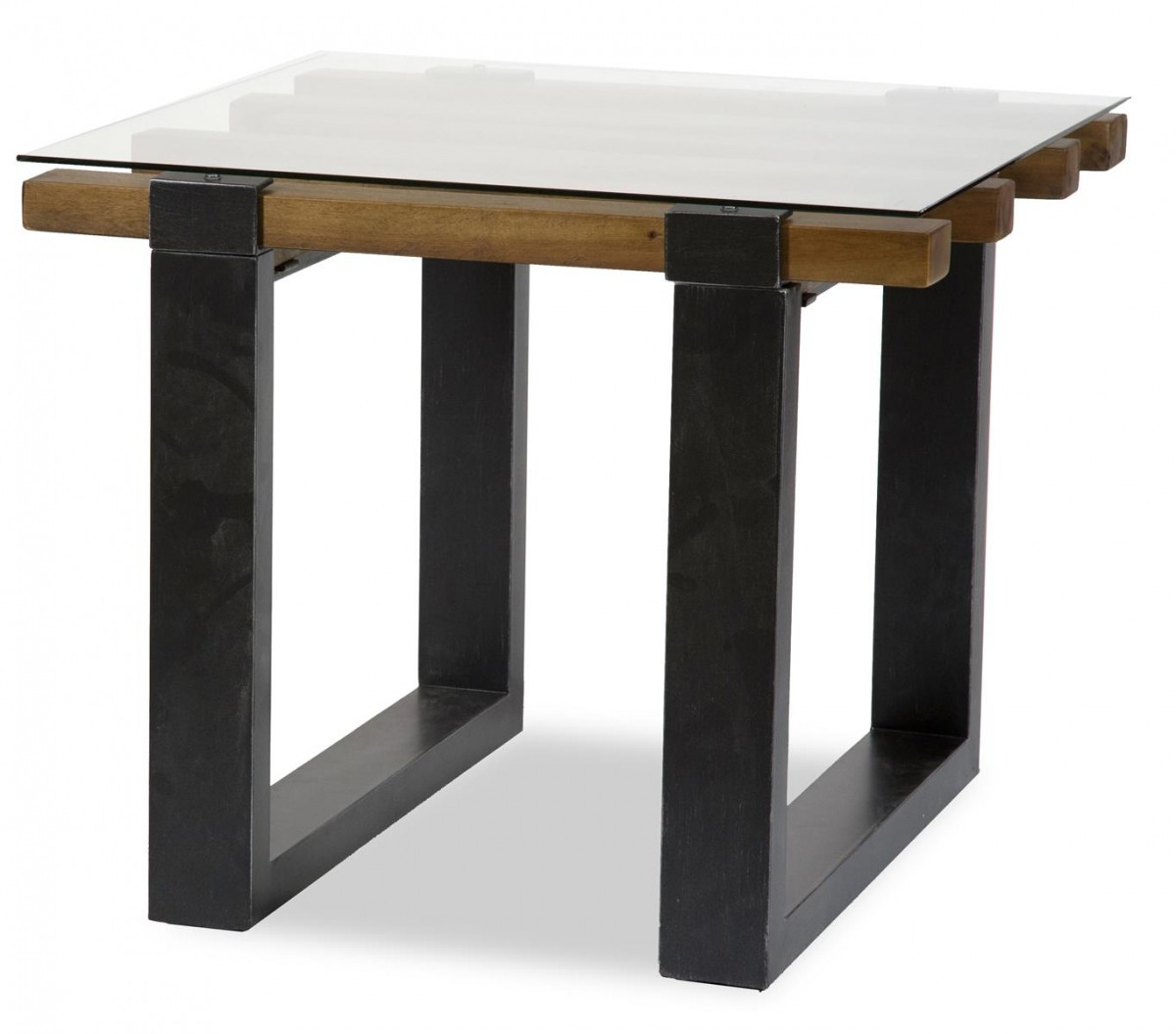 AICO Freestanding Keystone End Table FS-KYSTN202