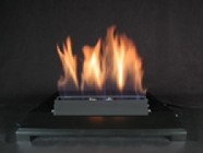 Alterna AFM24-SE-P-B Hearth Kit with Remote Ready Control for 24