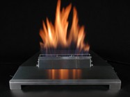 Alterna AFM20-SE-P-SS Hearth Kit with Remote Ready Control for 20