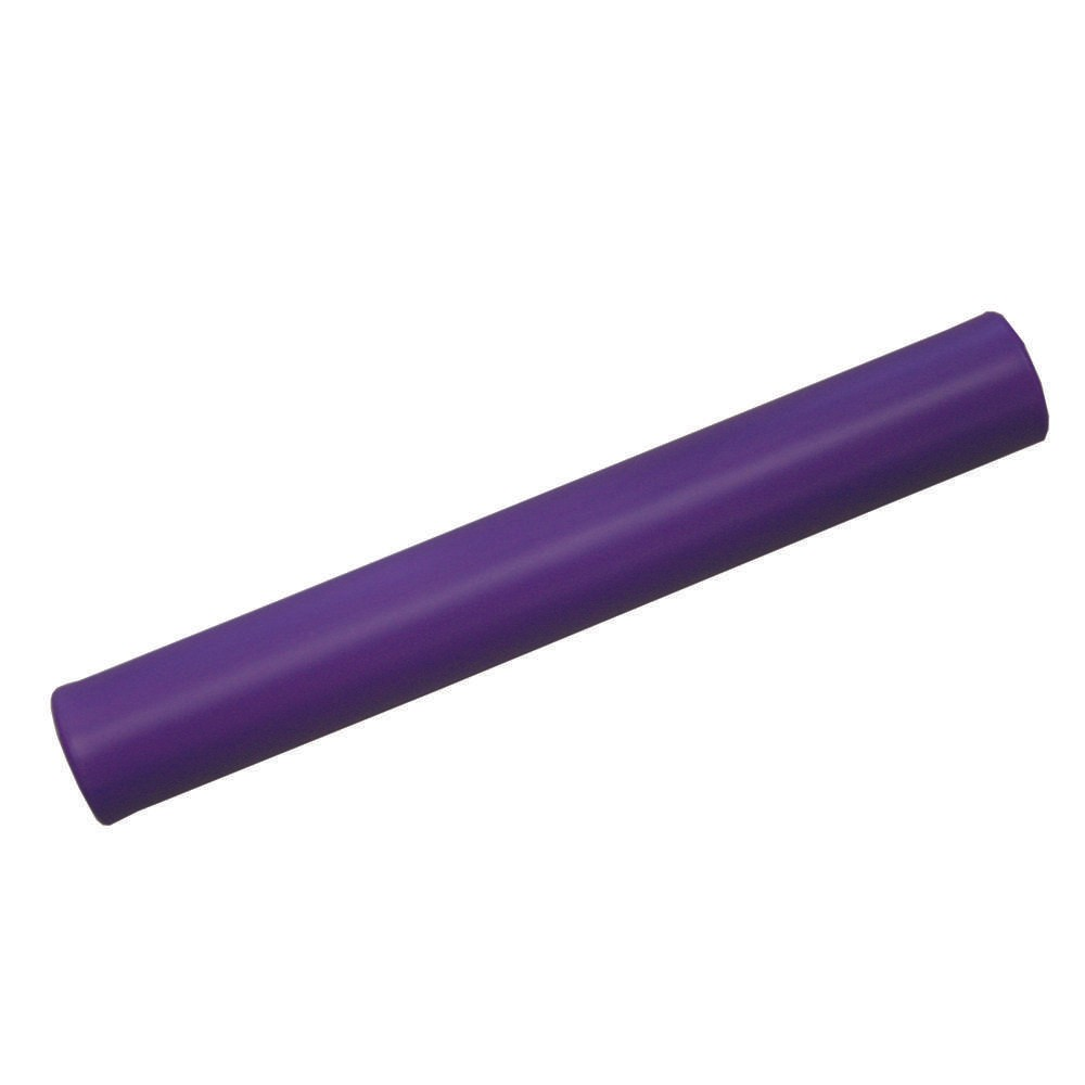 Amber Home Goods Athletic Gear Purple Plastic Relay Baton