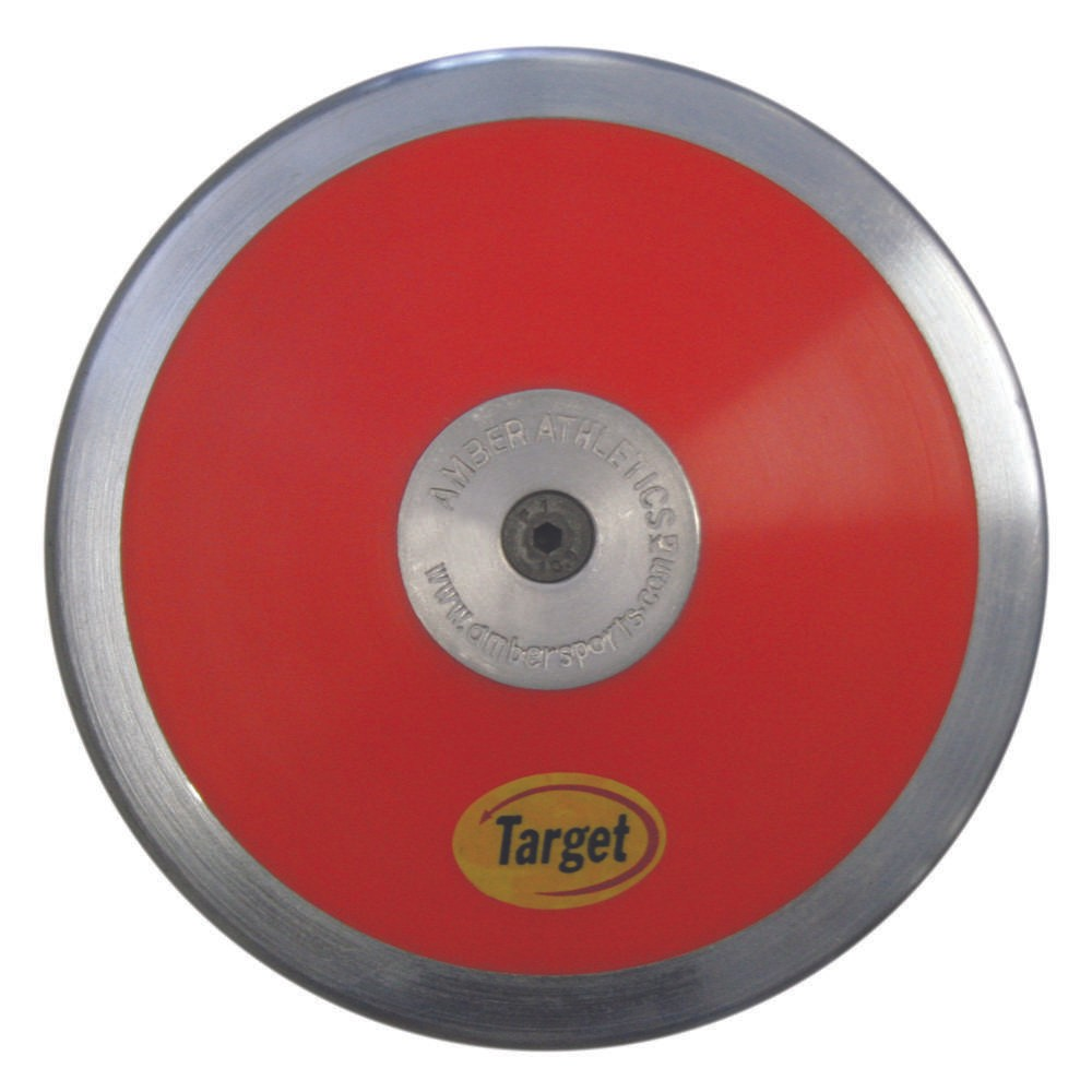Amber Home Goods Athletic Gear 1kg Target Discus