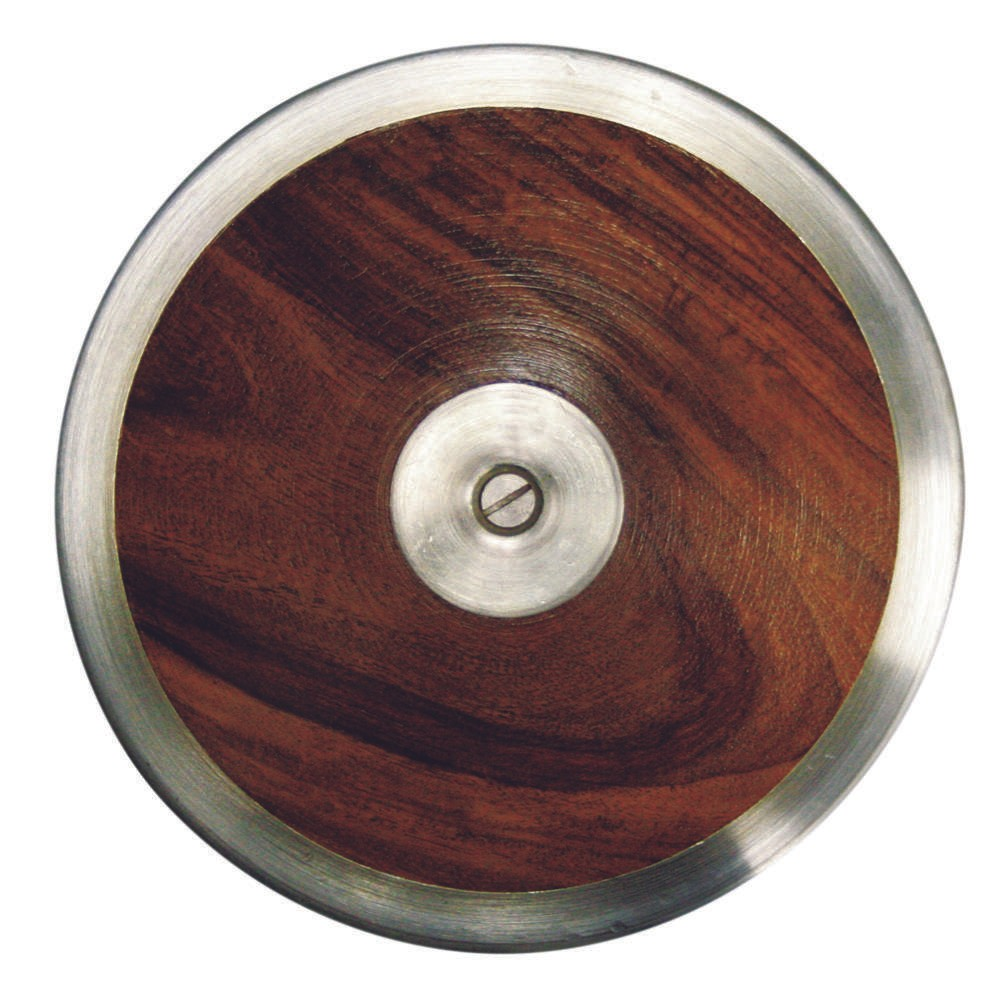 Amber Home Goods Athletic Gear 2kg Club Discus