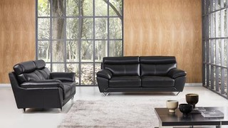 American Eagle Furniture EK078 Collection EK078-YO 2-Piece Living ...