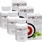 ApoCaps 3PACK ApoCaps CX Apoptagen Formula (90 capsules)