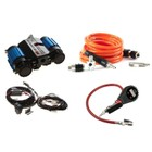 Arb On-Board High Performance 12V Twin Air Compressor With Complete Tire Inflation And Pressure Gauge Kit