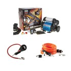 Arb On-Board High Performance Air Compressor Kit, High Volume 12V With Complete Tire Inflation And Pressure Gauge Kit