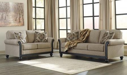 Ashley Blackwood 33503sl 2 Piece Living Room Set With Sofa