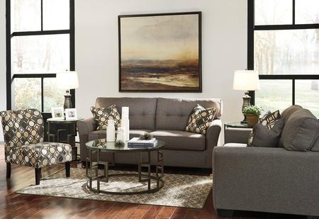 Ashley Tibbee 99101 38 35 60 3 Piece Living Room Set With Sofa