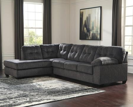 Ashley Accrington Collection 70509-16-67 2-Piece Sectional ...
