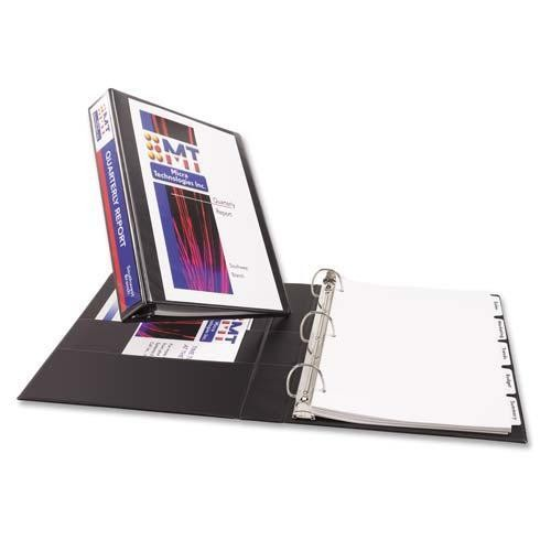 Avery Dennison Durable Reference View Ring Binder 17021