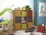 Bestar Furniture 65602-68 BESTAR Generation Bookcase in Cappuccino Cherry