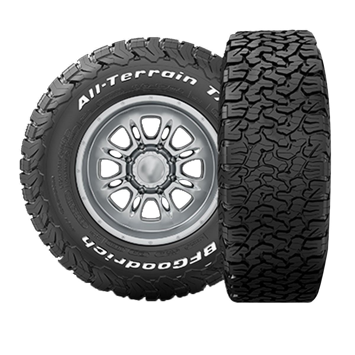 Bf Goodrich All Terrain Ko2 >> Bf Goodrich All Terrain T A Ko2 Tire 35x12 50r20 Discount Bandit