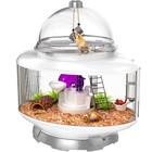 BioBubble Terrarium Small Animal Habitat  Silver (24