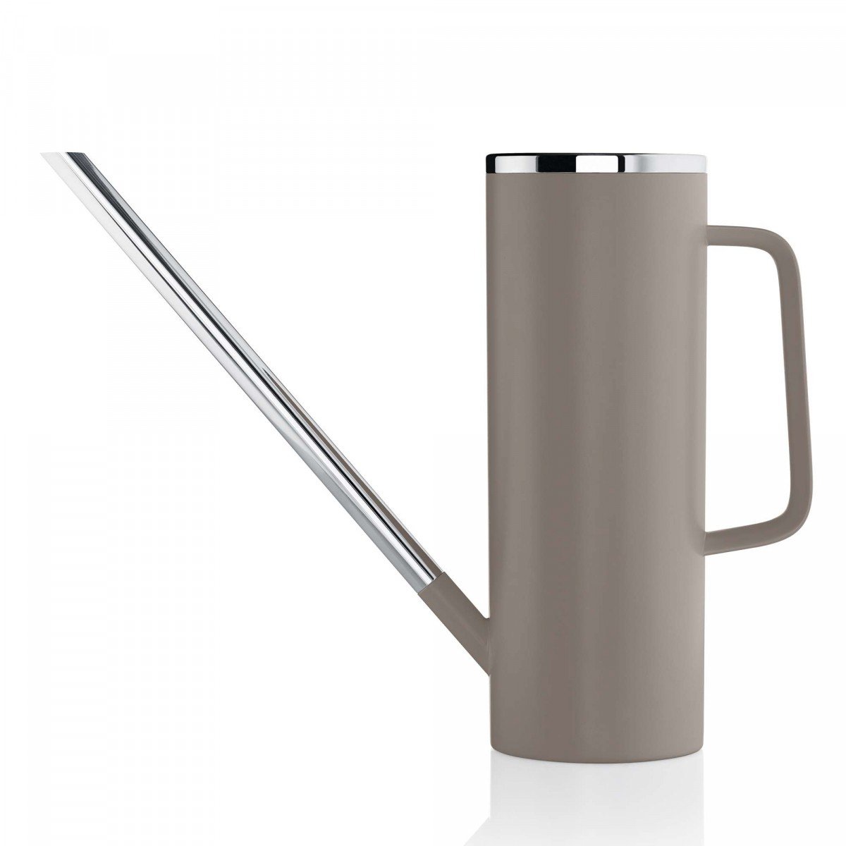 Amity 5l Pendant Brushed Chrome: Blomus Limbo Polished Taupe & Silver 1.5L Watering Can
