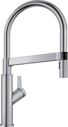 Blanco 401991 Solenta Semi-Pro Kitchen Faucet 1.5 Gpm In Stainless Finish
