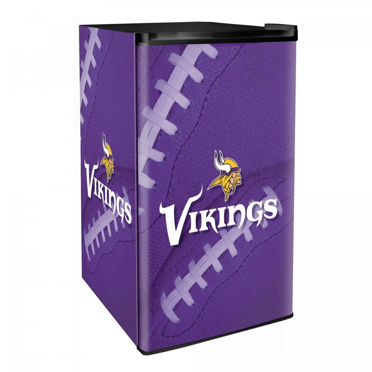 "Boelter Brands 17"" 3.2 Cu. Ft NFL/Vikings Compact ..."