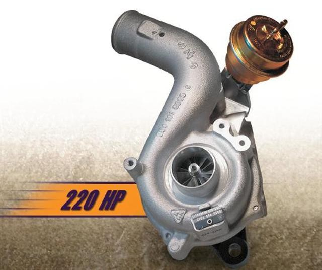 BorgWarner Turbocharger SX K04 Audi RS4 Upgrade (Right