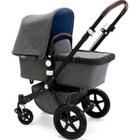 Bugaboo Cameleon3 Blend Complete Stroller in Grey/Blue