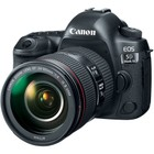 Canon EOS 5D Mark IV Digital SLR Camera Body Kit with EF 24-105mm f/4L IS Lens