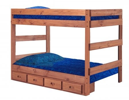 Ch213713 Chelsea Home Furniture 312010 411 S Full Over One Piece Bunk Bed With Jpg