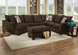Chelsea Home Furniture 183810 4040 Sec Fs Cupertino 3 Pc
