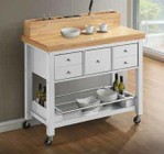 Coaster 102669 Kitchen Island