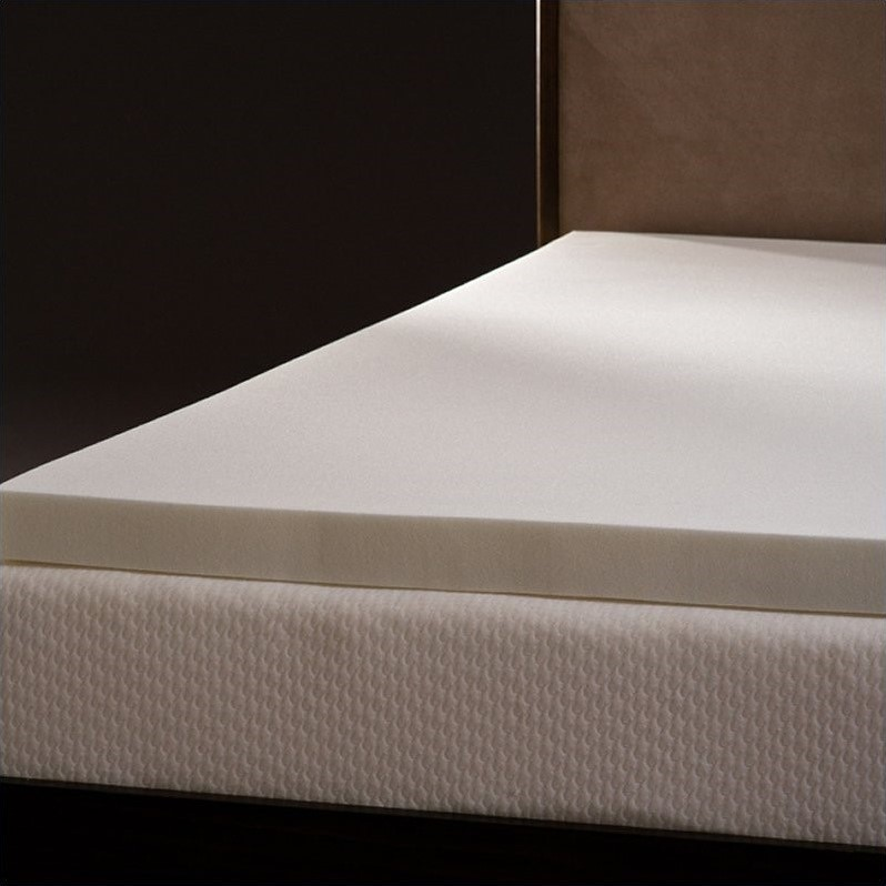 Comfort Magic Mem Cool 3 Memory Foam Mattress Topper Twin Xl