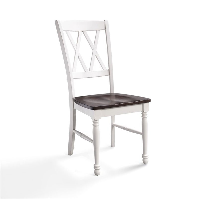 Crosley Shelby White Dining Chair - Set Of 2