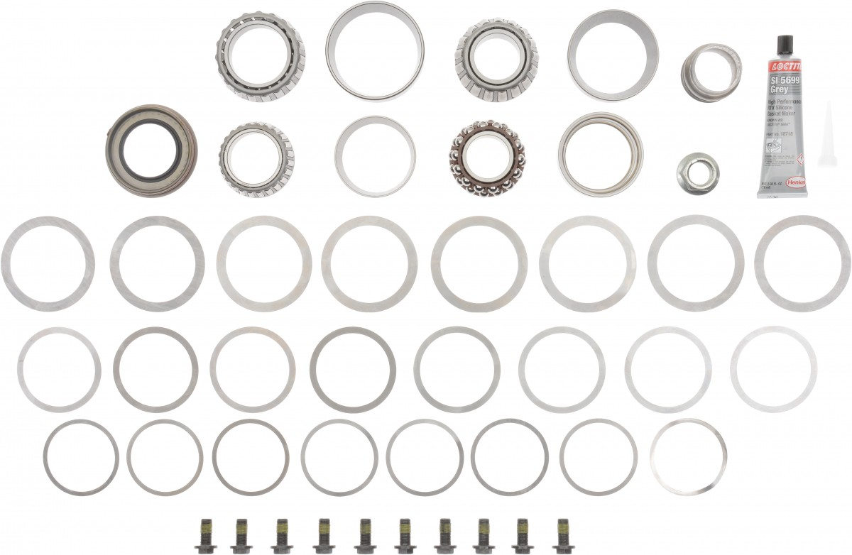 spicer rear axle master overhaul kit