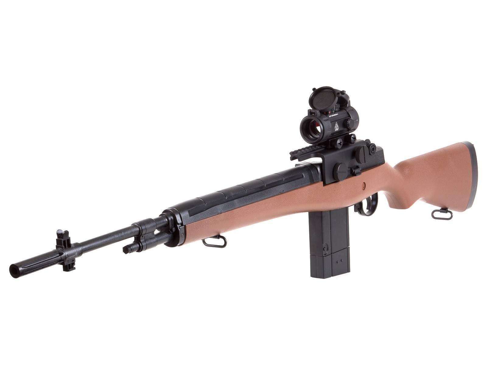 daisy bb guns pellet guns an winchester m14 co2 air rifle kit