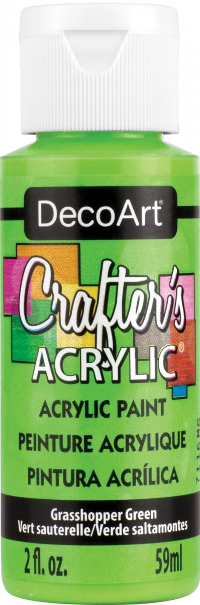 Deco Art Crafter S Acrylic All Purpose Paint 2oz