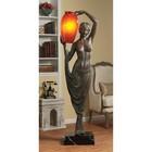 Design Toscano KY8026 Art Deco Goddess Of Light Floor Lamp