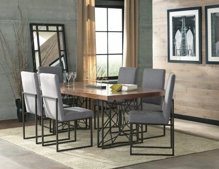 Donny Osmond Home Chancelor Collection 107381CT 7 PC Dining Room Set ...
