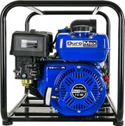 DuroMax XP904WP Gasoline Engine Portable Water Pump with 9 HP Motor
