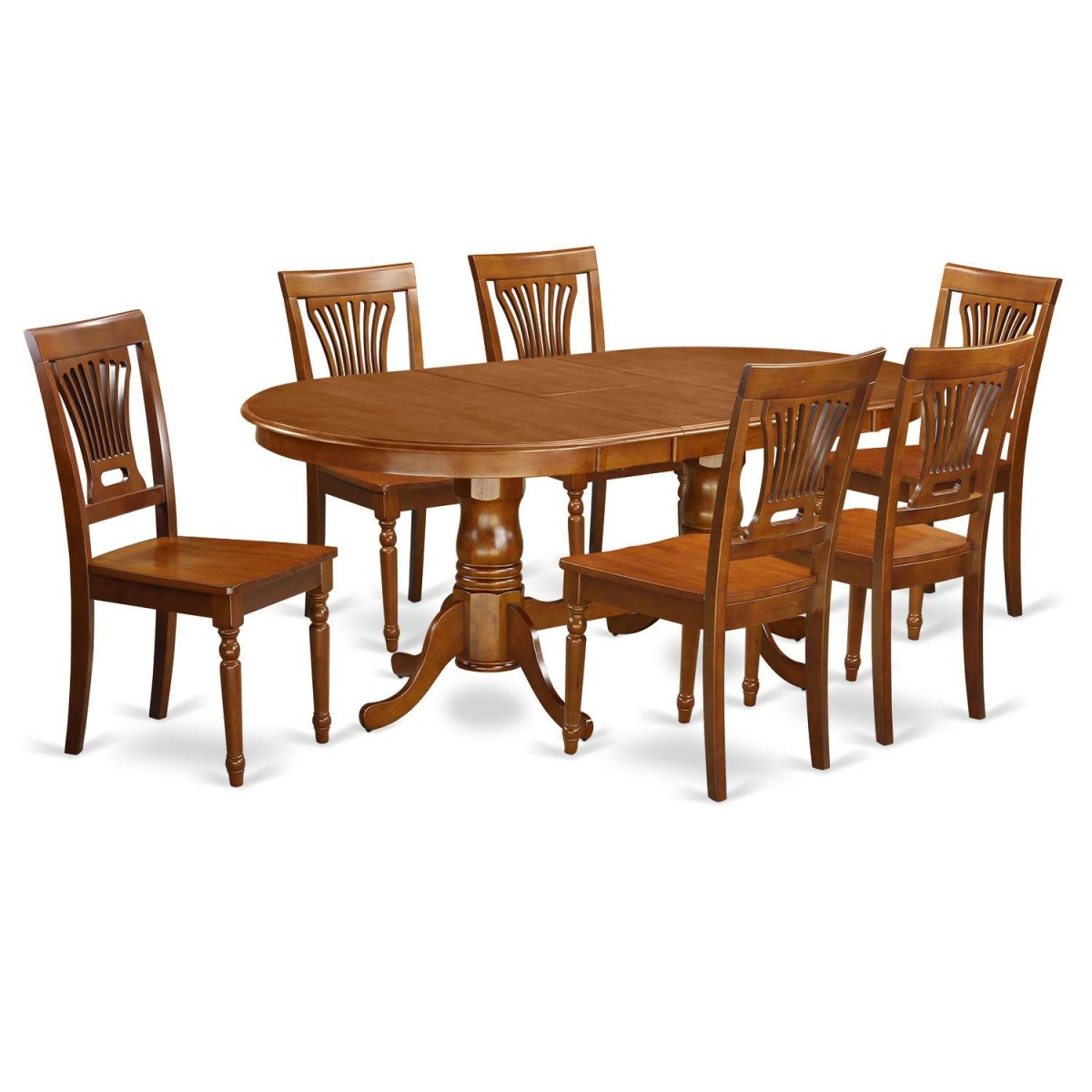 9 Piece Dining Table Set For 8 Dining Room Table With 8: East West Furniture Plainville 9 Piece Dining Room Set