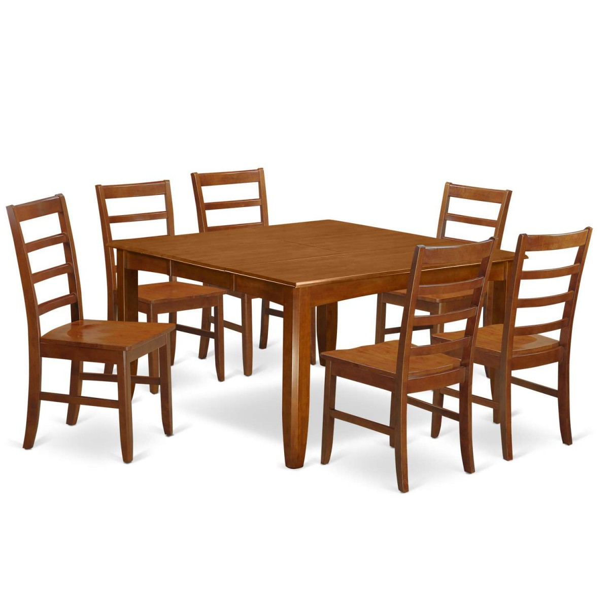 9 Piece Dining Table Set For 8 Dining Room Table With 8: East West Furniture Parfait 9 Piece Dining Room Set