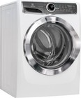 Electrolux Perfect Steam EFLS617SIW 4.4 Cu. Ft. Washer with LuxCare Wash and Smart Boost in Island White