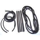 Fairchild Weatherstrip And Door Seal Kit For Full Doors With Fixed Vent - 10 Piece