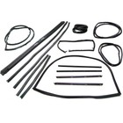 Fairchild Weatherstrip Kit For Full Doors With Movable Vent - 15 Piece