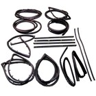 Fairchild Weatherstrip Kit For Full Doors With Stationary Vent - 15 Piece