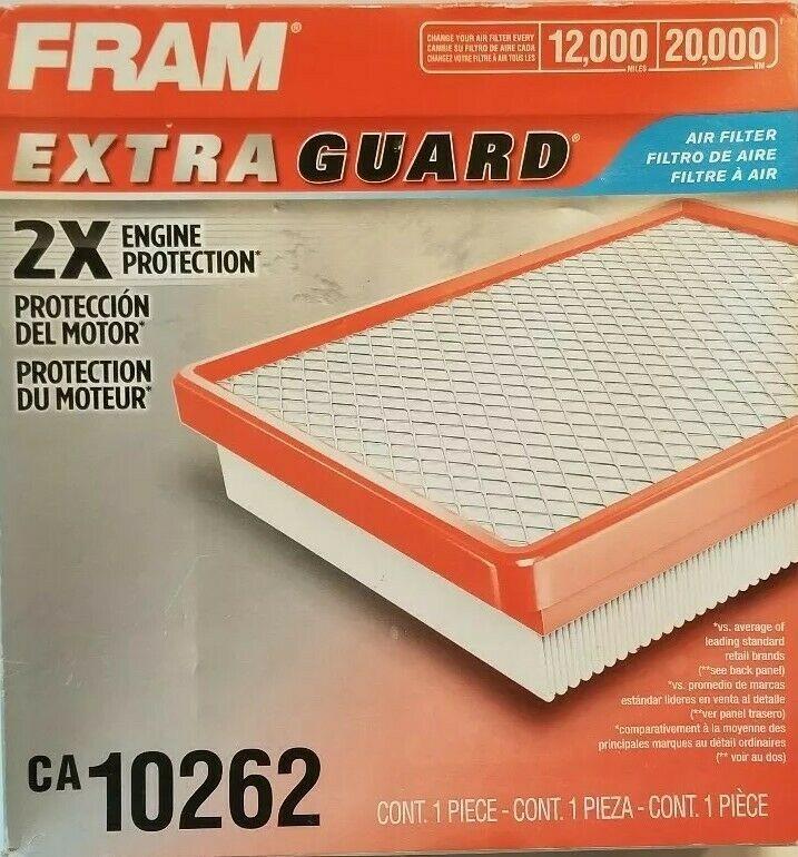 Fram CA10262 Extra Guard Panel Air Filter