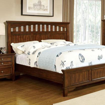 Furniture of America Chelsea CM7781EK-BED Eastern King Bed with ...