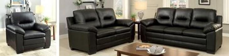 Furniture of America Harrisburg Collection CM3216OT6SC 7 ...