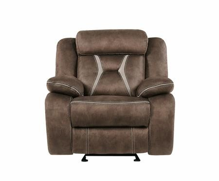 Global Furniture Usa U0070 Gr 39 Glider Recliner With Fabric