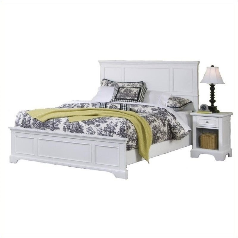 Hawthorne collections 2 piece king panel bedroom set in - Hawthorne bedroom furniture collection ...